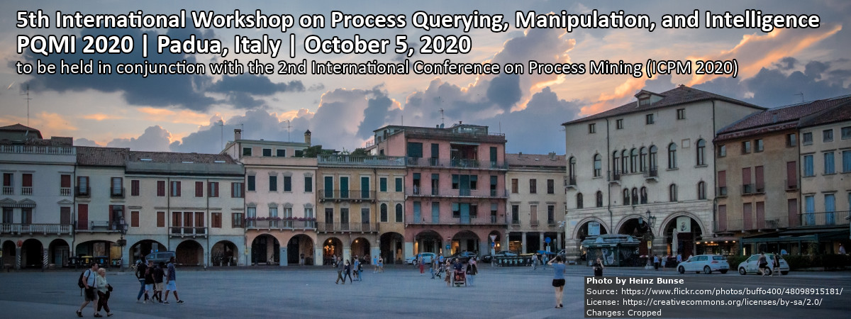 Process Querying, Manipulation, and Intelligence 2020